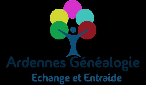 Logo Ardennes Généalogie